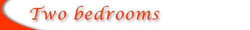 2 Bedrooms Hotels